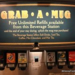 The End of Refillable Mugs in Disney World?