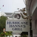 Disney Pool Bars: Hurricane Hanna's