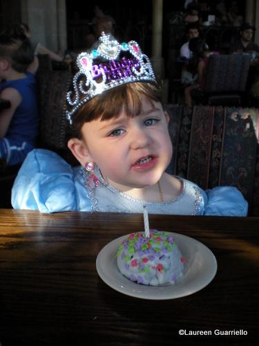 Cinderella's Breakfast Birthday Treat