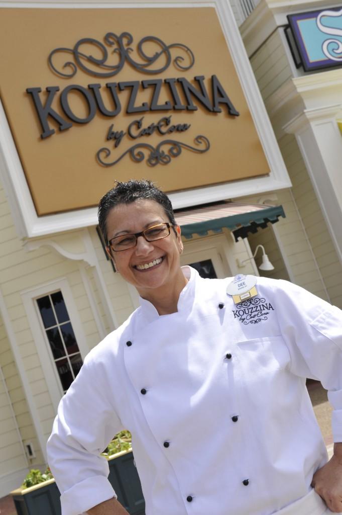 Kouzzina Chef Dee Foundoukis