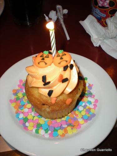Chef Mickey's Birthday Treat