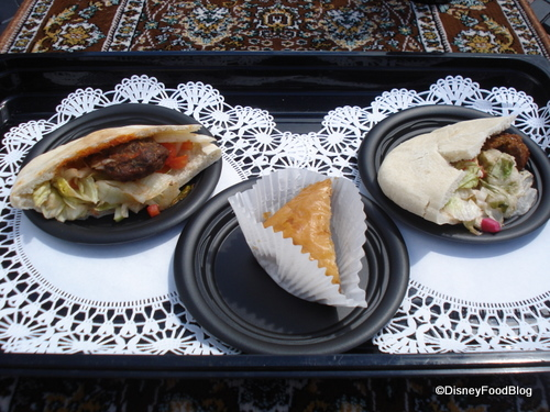 Marrakesh, Morocco dishes