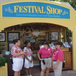 2009 Epcot International Food and Wine Festival Merchandise