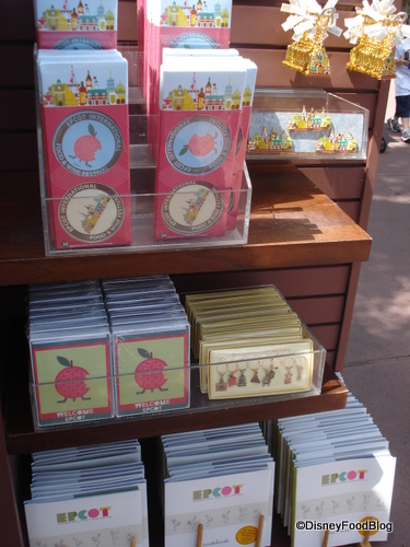 Coasters, notecards, and wine charms