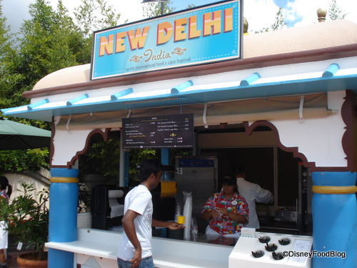 New Delhi booth