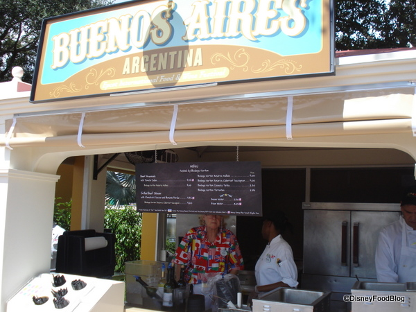 Buenos Aires Booth