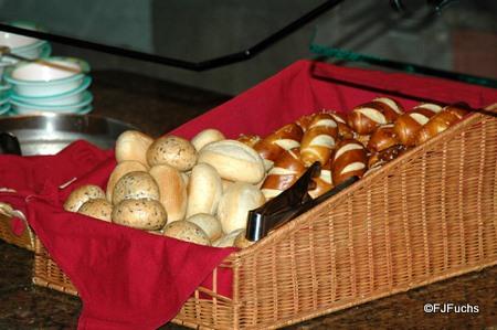 Famous Pretzel Bread Rolls