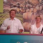 S.A Pruem Winery Seminar at the 2009 Epcot Food and Wine Festival