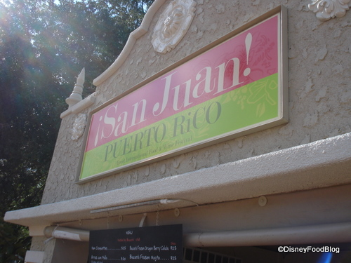 San Juan Booth