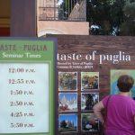 2009 Epcot Food and Wine Festival: Taste of Puglia Seminars