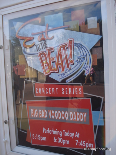 Big Bad Voodoo Daddy Announcement