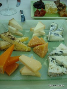 Old Hickory Steakhouse Cheese Selections
