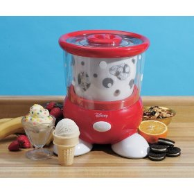 Disney Ice Cream Maker