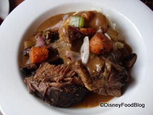 Liberty Tree Tavern's Pot Roast Lunch