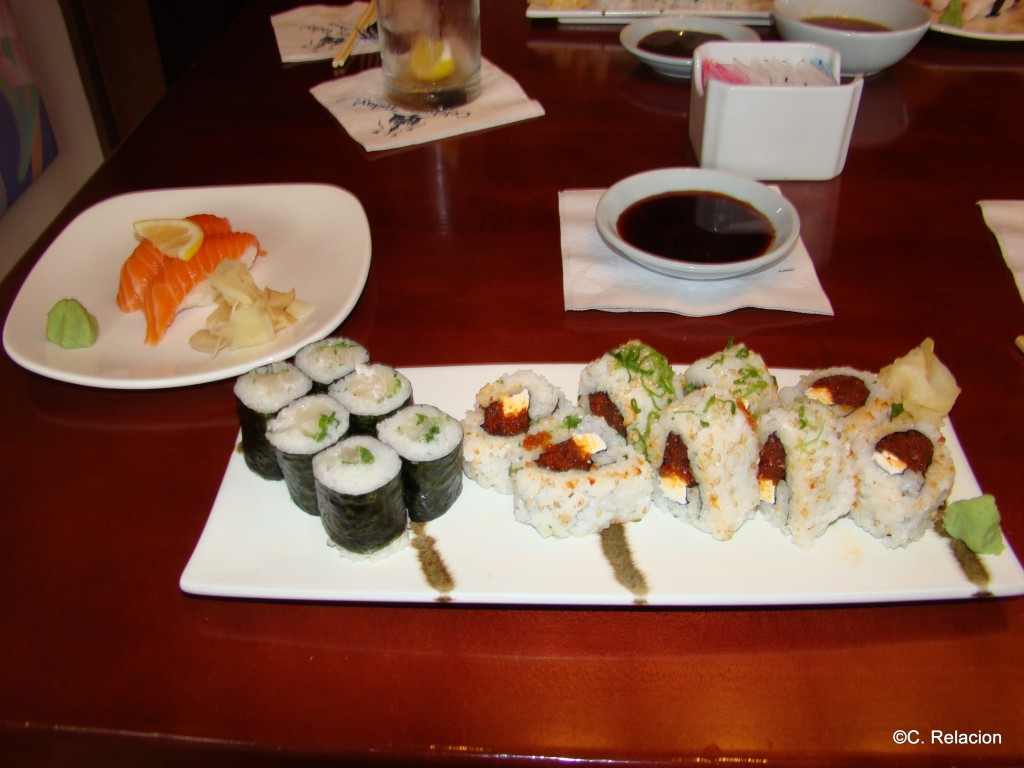 Sushi Selections