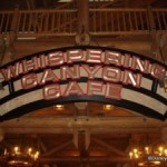 Whispering Canyon Cafe Dinner Review
