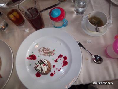 Brown Derby, Disney's Hollywood Studios: Birthday Treat