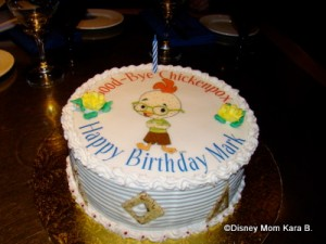 Mark's No-More-Chicken-Pox Birthday Cake