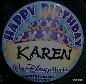 Birthday Button