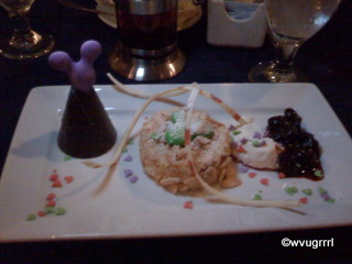Narcoossee's, Disney's Grand Floridian Resort and Spa: Birthday Treat