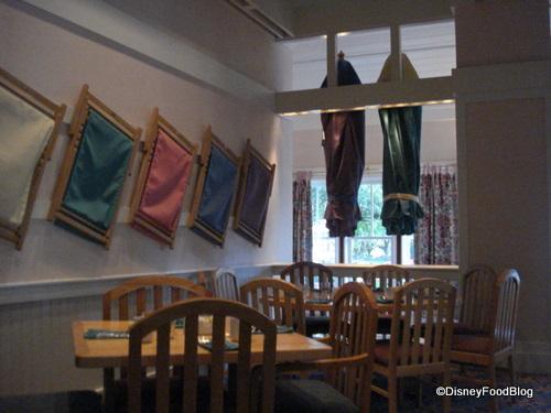 Cape May Cafe Decor
