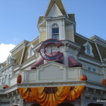 WDW Main Street Food Spots Celebrate Halloween