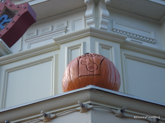 Casey's Peanuts Pumpkin