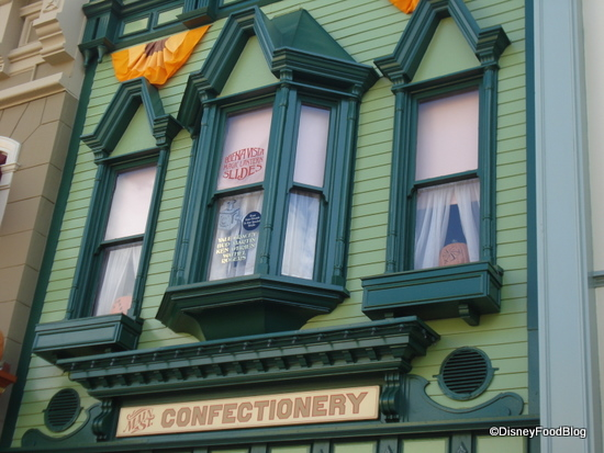 Confectionery Windows