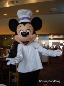Chef Mickey at Chef Mickey's Restaurant