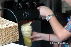 The Birth of a Dole Whip Float