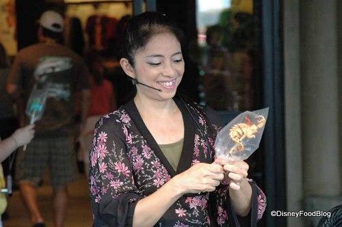 Miyuki the Candy Lady