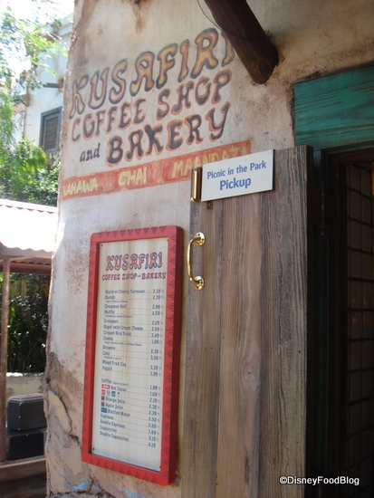 Kusafiri Bakery Pick-Up for AK Picnic in the Park