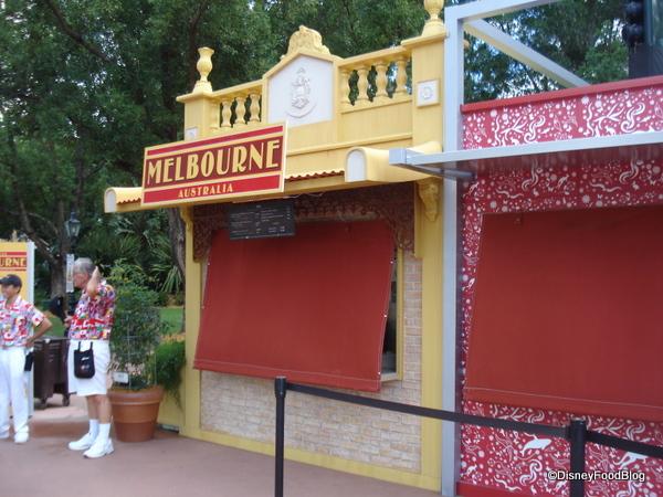 Melbourne, Australia Booth