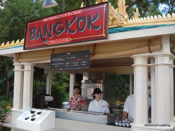 Bangkok, Thailand Booth