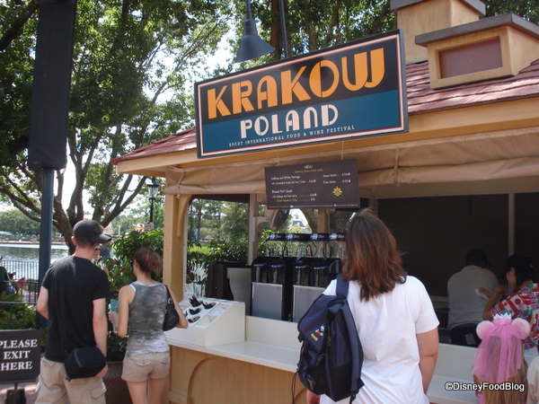 Krakow, Poland Booth
