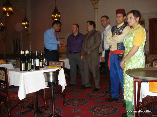 Marrakesh Food and Wine Pairing Cast Members and Moderators
