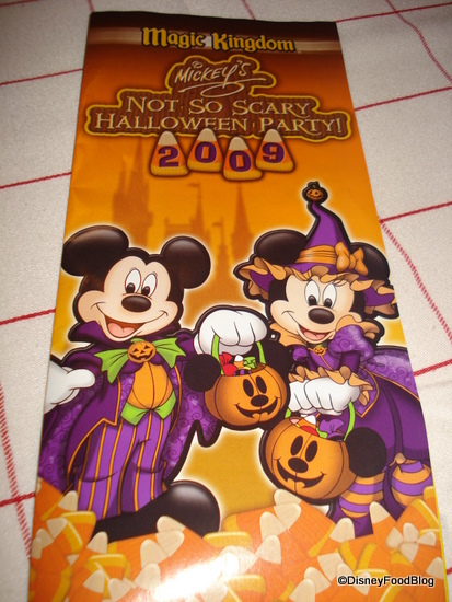 MNSSHP Brochure With Map and Showtimes Inside