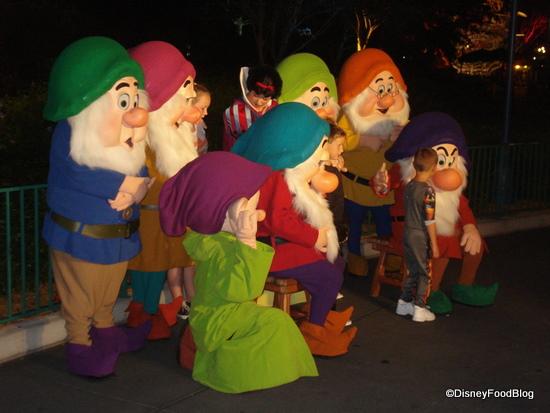 Snow White and the Seven (ALL Seven!) Dwarfs