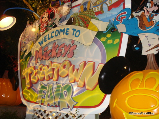 Toontown Fair