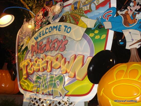Toontown Fair