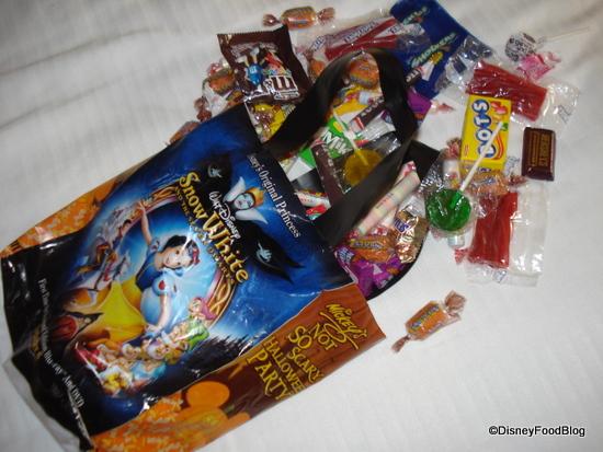 MNSSHP Trick or Treat bag