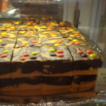 Snack Series: Reese's Pieces Fudge