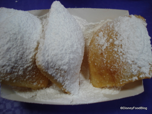 Port Orleans French Quarter Beignets