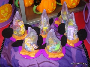 Candy-Filled Minnie Witch Hats