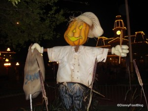 Haunted Baker in Town Square