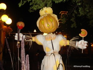 Haunted Confectionery Worker in Town Square