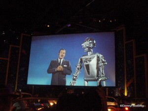 Walt Disney On-Screen at Sci-Fi Dine In