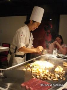 Teppan Edo Chef