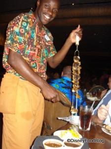 Wonderful CM at 'Ohana Dinner