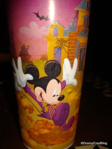 Halloween-Themed Paper Cup